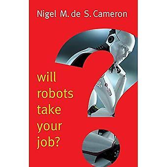 Robots porterà il tuo lavoro?: un appello per consenso (nuove frontiere umane)