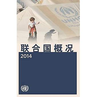 Basic Facts About the United Nations 2014: Chinese Edition