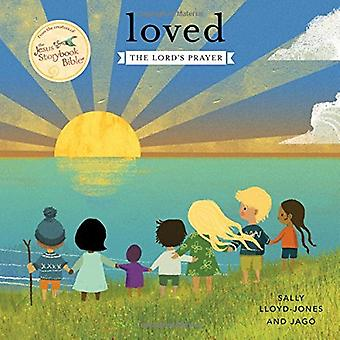 Geliefd: The Lord's Prayer (Jezus Storybook Bijbel) [Board boek]
