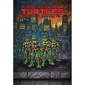 Teenage Mutant Ninja Turtles: The Ultimate Collection, Vol. 3