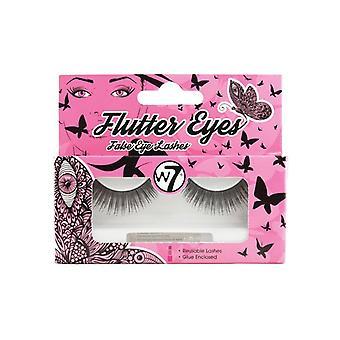 W7 Flutter yeux réutilisables faux cils ~ El02