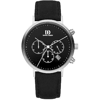 Deense design heren horloge URBAN collectie chronograaf IQ13Q1245 - 3314613