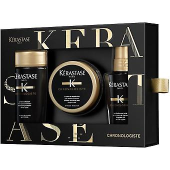 Kerastase Travel Chronologiste Pack 3 Pieces