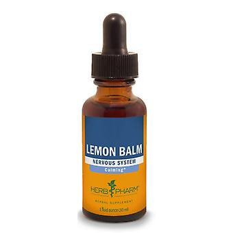 Herb Pharm Herb Pharm Lemon Balm Blend Extract 1 oz