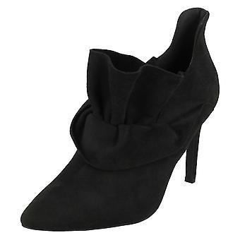 Ladies Spot On Shoe Boots