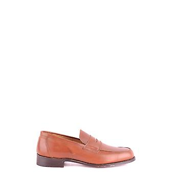 Tricker's Ezbc150005 Men's Brown Leather Loafers