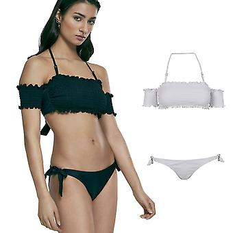 Urban classics ladies - SMOKED bikini