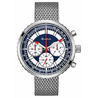Bulova Mens Chronograph C Special Edition 96 K 101 Watch