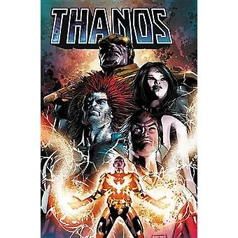 Thanos Vol. 2 - The God Quarry by Jeff Lemire - 9781302905583 Book