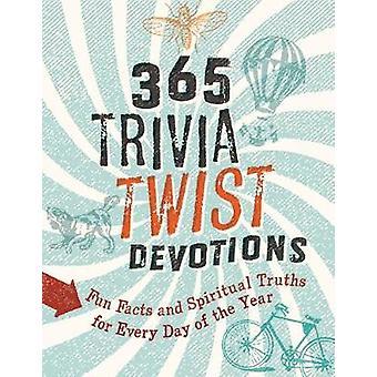 365 Trivia Twist Devotions - 9781462774081 Book