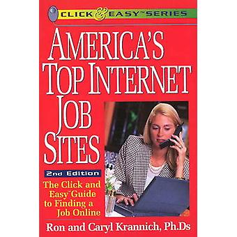 America's Top Internet Job Sites (2nd Revised edition) by Ron Krannic