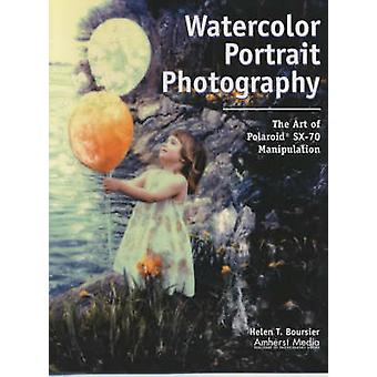 Watercolour Portrait Photography - The Art of Polaroid SX-70 Manipulat