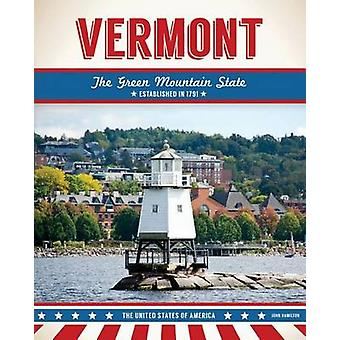 Vermont by Professor John Hamilton - 9781680783483 Book