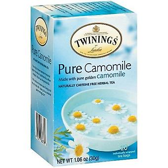 Twinings di London pure camomilla tisana