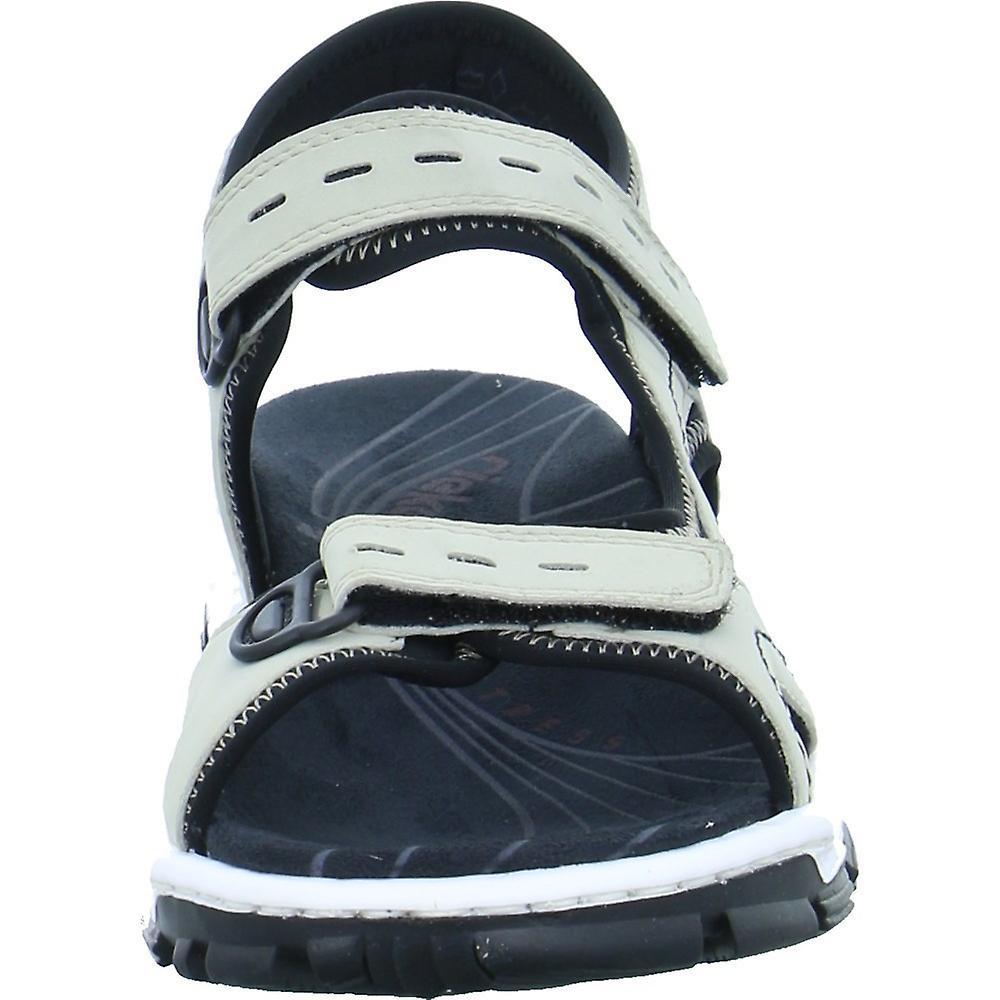 Rieker 68866 6886661 scarpe universali da donna estive arrvI3
