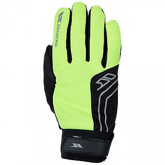 Trespass Adults Unisex Turbo Football Sports Reflective Gloves