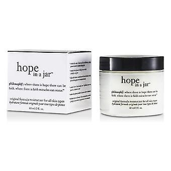 Philosophy Hope In A Jar Moisturizer (all Skin Types) - 56.7g/2oz