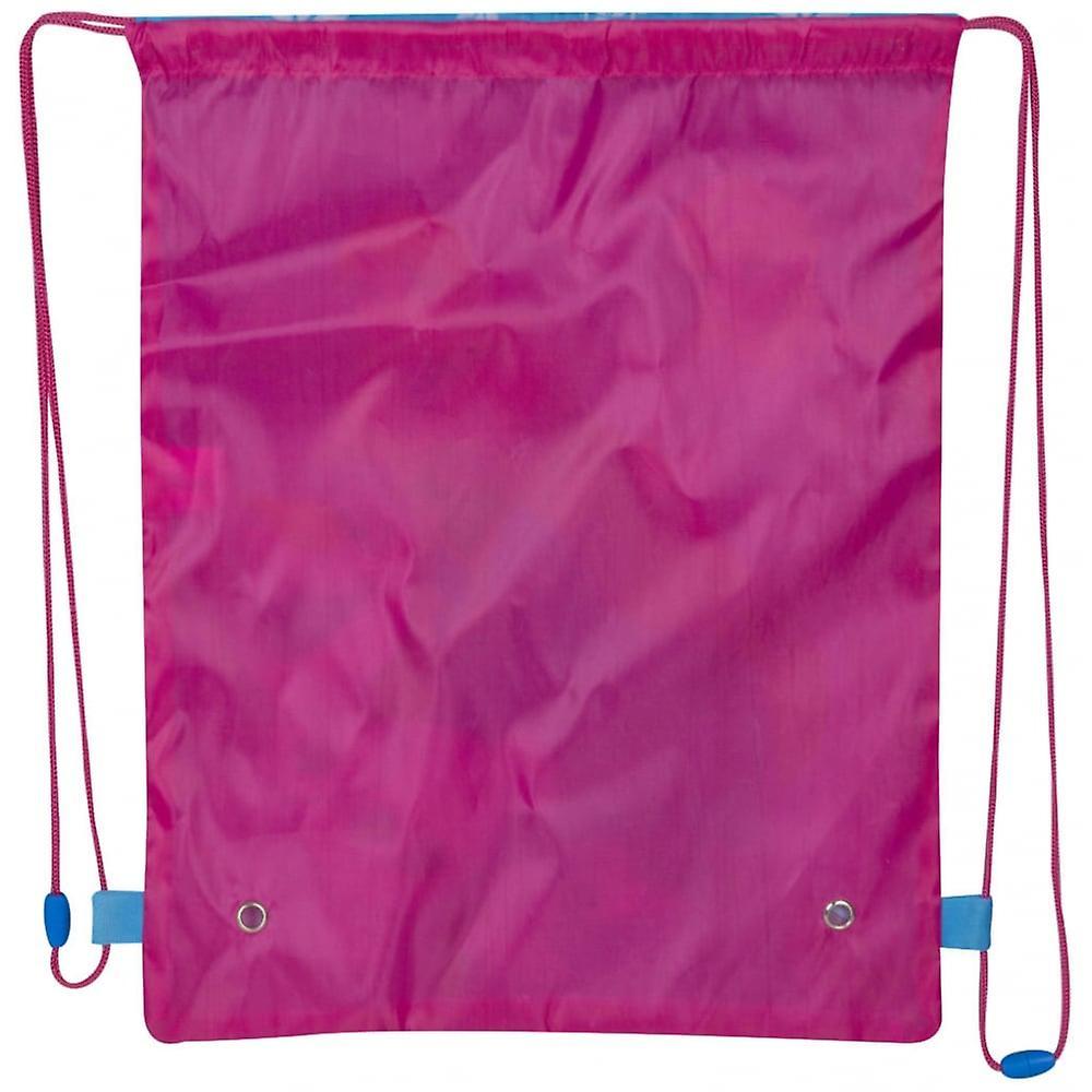 Disney frozen Drawstring Trainer Tasche