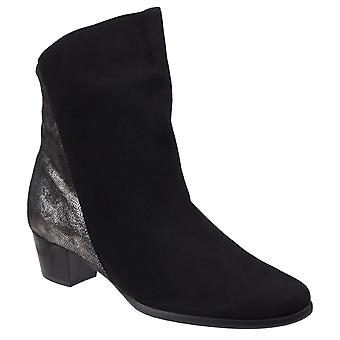 Riva Womens Anita Ankle Boot Black