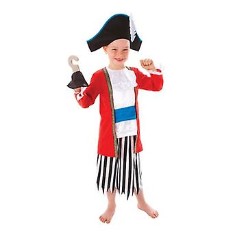 Amscan Pirate Captain Costume (Babies and Children , Costumes)