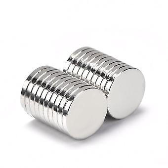 ネオジム磁石 14 x 2 mm リング N35 - 100 個