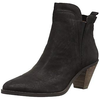 Lucky Brand Womens Jana Leather Closed Toe Mid-Calf Fashion Boots
