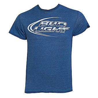 Men's Bud Light Blue T-Shirt