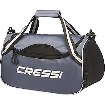 Cressi Kauai Bag - Unisex Adult - Grey/Black - One Size