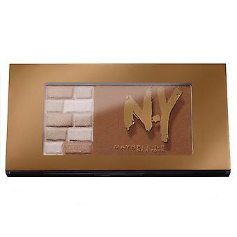 Maybelline FaceStudio Bricks Bronzer - 02 Morenas