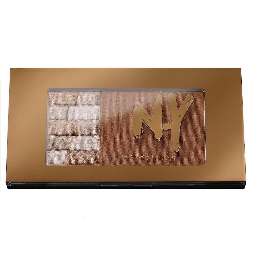 Maybelline FaceStudio Bricks Bronzer - 02 Brunettes