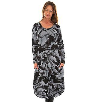 CAPRI Capri Grey Dress PIN 02