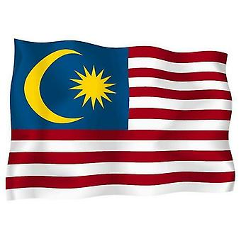 Sticker Sticker Sticker Outdoor Flag Vinyl Car Malaysie Malaysian