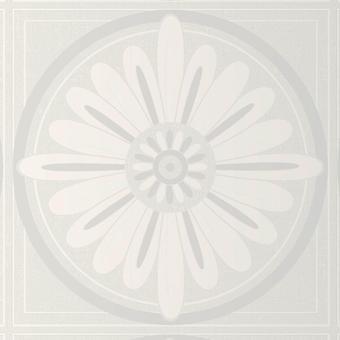 Glitter Whites Petal Pattern Textured Wallpaper - Direct Wallpapers E70490
