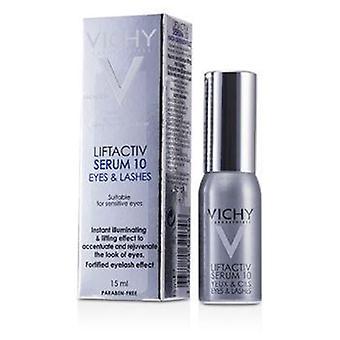 Vichy Liftactiv Siero 10 Occhi & Ciglia (per occhi sensibili) - 15ml/0.5oz