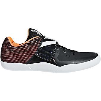 adidas Performance Mens Adizero Discus/Hammer Training Shoe Trainers - Black
