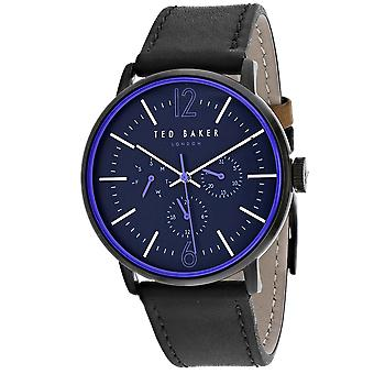 Ted Baker Men's Jason Black Dial Uhr - TE15066007