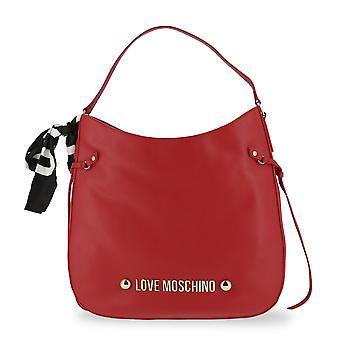 Love Moschino kvinnor ' s axelremsväska olika färger jc4311pp06ku