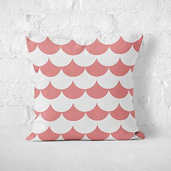 Meesoz Coussin - Shells Red