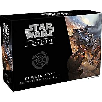 Star Wars Legion Downed at-ST Battlefield Expansion Pack