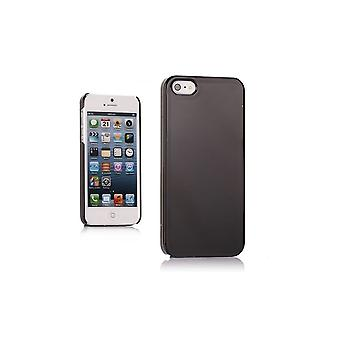 Plastic Shell Black Mirror Effect For IPhone 5