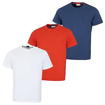 Lacoste Herren Motion Tech Petit Pique T-Shirt