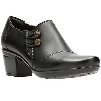 كلاركس Emslie وارن النساء منتصف كعب أحذية المحكمة