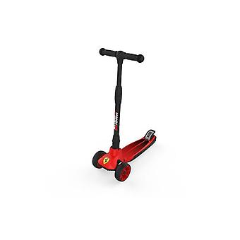 Chipolino children's scooter, scooter Ferrari, foldable, 3 wheels, height adjustable