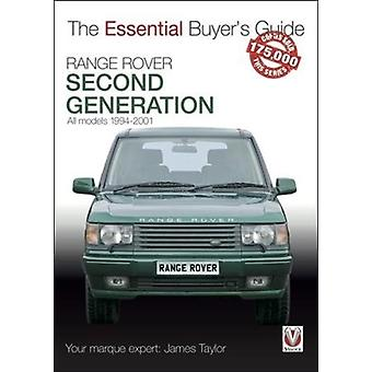 Range Rover by James Taylor