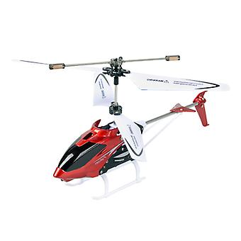 Syma W25 Falcon Mini RC Drone Helicopter Toy Gyro Lights Red