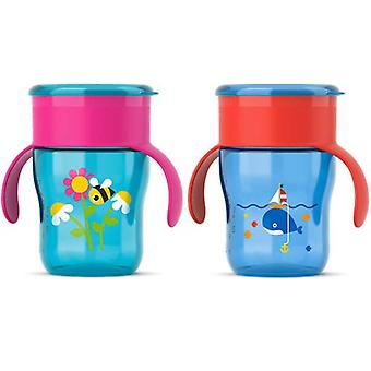 Avent Growth Cup 260ml (Baby & Toddler , Nursing & Feeding , Sippy Cups)