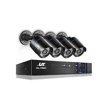1080P CCTV Security Camera 8-Channel