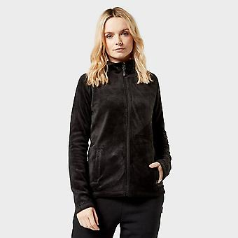 New Hi Tec Women's Fisher Fleece Black