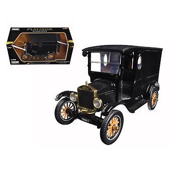 1925 Ford Modell T Paddy Wagon Schwarz 1/24 Diecast Modellauto von Motormax