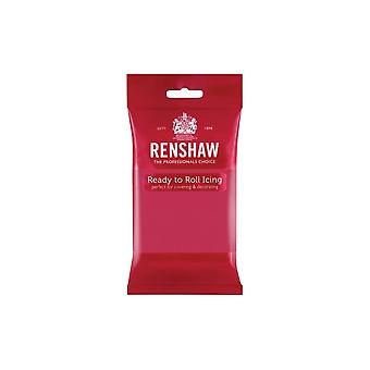 Renshaw fuchsia roze 250g klaar om te rollen fondant ijsvorming Sugarpaste